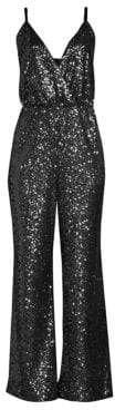 Laundry by Shelli Segal Sequin Jumpsuit