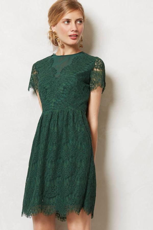 Anthropologie Margaux Dress