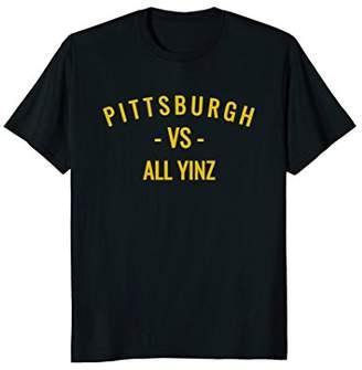 Victoria's Secret Pittsburgh All Yinz T-Shirt