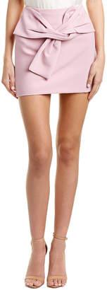 Do & Be DO+BE Do+Be Twisted Mini Skirt
