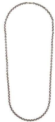 Chrome Hearts Logo Chain Necklace