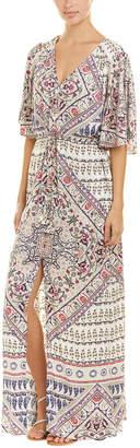 Hale Bob Printed Maxi Dress