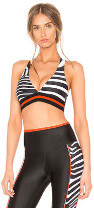 P.E Nation The Fanatic Sports Bra