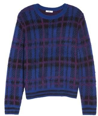 BP Plaid Sweater