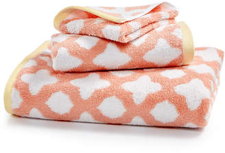 Martha Stewart Collection Closeout! Collection Cotton Tile Spa Fashion Hand Towel
