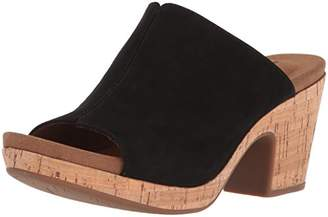 Rockport Women's Vivianne Slide Heeled Sandal