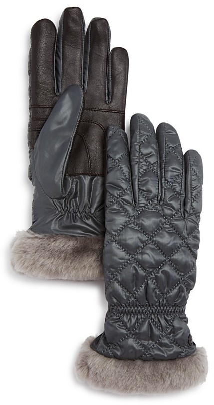 UGG UGG® Quilted Tech Gloves