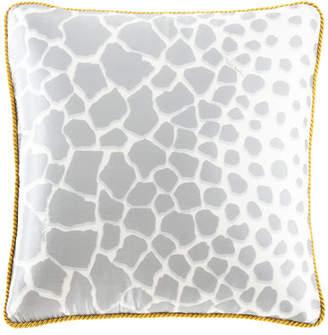"Roberto Cavalli Jerapha Silk Pillow, 16""Sq."