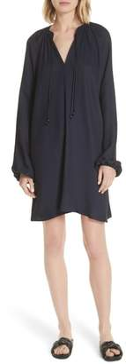 Elizabeth and James Jasmine Tie Neck Dress