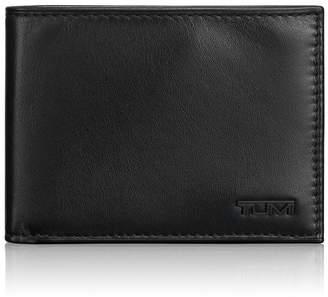 Tumi Delta Global - ID Lock(TM) Shielded Double Billfold Wallet