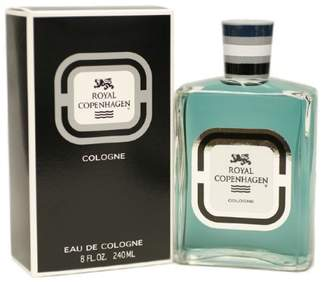 Royal Copenhagen By For Men. Cologne Splash 8.0 Oz