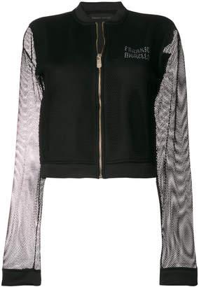 Frankie Morello Alexia bomber jacket