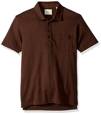 Billy Reid Men's Short Sleeve Smith Polo