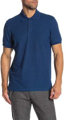 Brooks Brothers Short Sleeve Solid Knit Polo