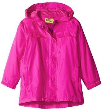 Western Chief Solid Nylon Rain Coat Girl's Coat