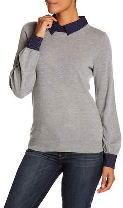 Joie Bahti Wool & Cashmere Blend Sweater