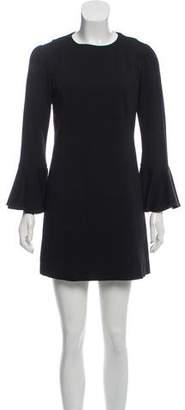 Trina Turk Long Sleeve Mini Dress