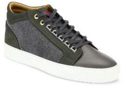 Android Leather Blend Sneakers