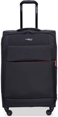"""Revo Airborne 20"""" Softside Spinner Suitcase, Created for Macy's"""