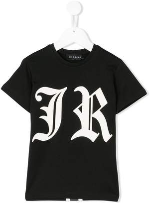 John Richmond Kids logo print T-shirt
