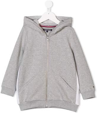 Tommy Hilfiger Junior side logo hoodie