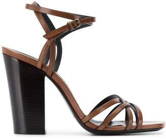 7b466a9ea3b2 Showing 2734 ysl shoes on sale. Free Shipping   Returns at The Webster ·  Saint Laurent Oak crisscross sandals
