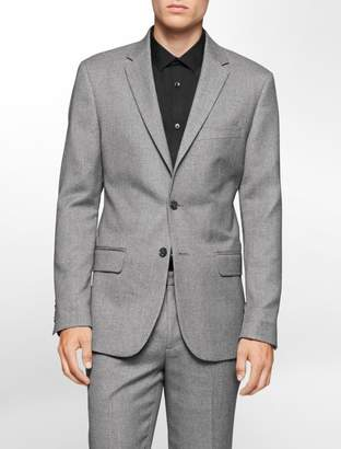 Calvin Klein classic fit grindle suit jacket