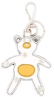 Prada Teddy Bear Keychain yellow Teddy Bear Keychain