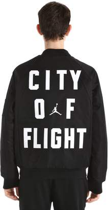 Nike Jordan Wings Ma-1 Bomber Jacket