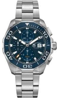 Tag Heuer Chronograph Aquaracer CAY211B.BA0927 Stainless Steel Watch