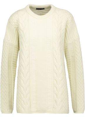 Belstaff Katriona Wool And Cashmere-Blend Sweater