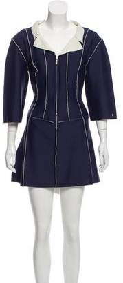 Chanel Two-Piece Skirt Suit