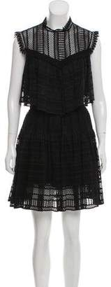 Philosophy di Lorenzo Serafini Guipure Lace Dress w/ Tags