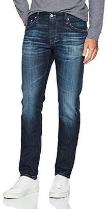 AG Adriano Goldschmied Men's The Dylan Slim Skinny Union Dark Denim