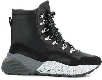 Stella McCartney Eclypse hiking boots