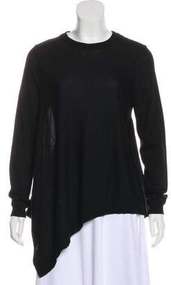 Thakoon Long Sleeve Wool Top