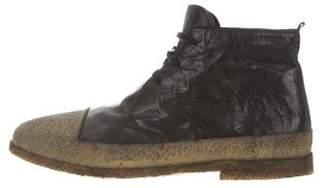 ARI Coated Chukka Boots w/ Tags