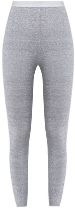 Andrea Bogosian lurex leggings