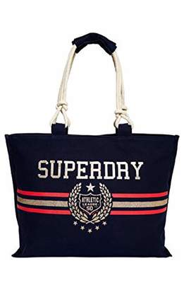 48c4dacb8 Superdry Women's G91101ET Tote Bag Blue