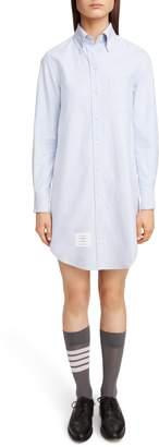 Thom Browne Oxford Shirtdress