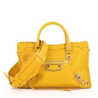 Balenciaga City Leather Crossbody Bag