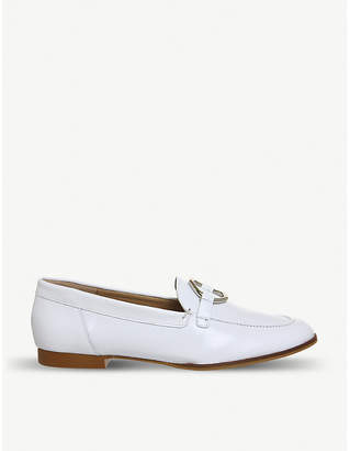Office Flavia patent-leather loafers