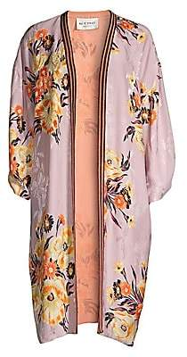 Etro Women's Embellished Floral Duster