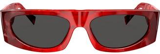 Alain Mikli square shaped sunglasses
