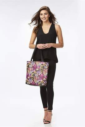 Gift Craft Floral tote purse