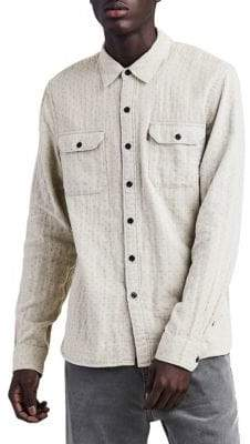 Levi's Jackson Worker Cotton Sport Shirt