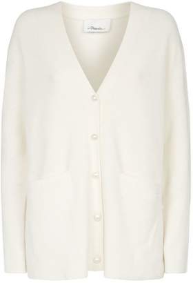 3.1 Phillip Lim Pearl Button Knit Cardigan