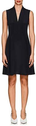 Derek Lam Women's Silk Sleeveless Dress - Navy