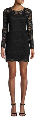 Plenty by Tracy Reese Women's Lace Mini Dress