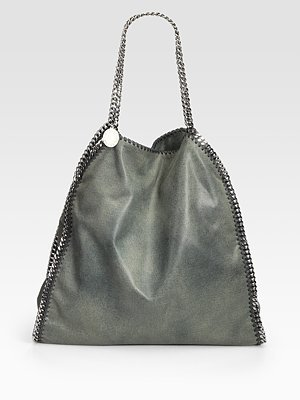 Shaggy Deer Falabella Shoulder Bag